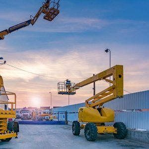 Aerial Lifts in Industrial and Construction Interactive Training