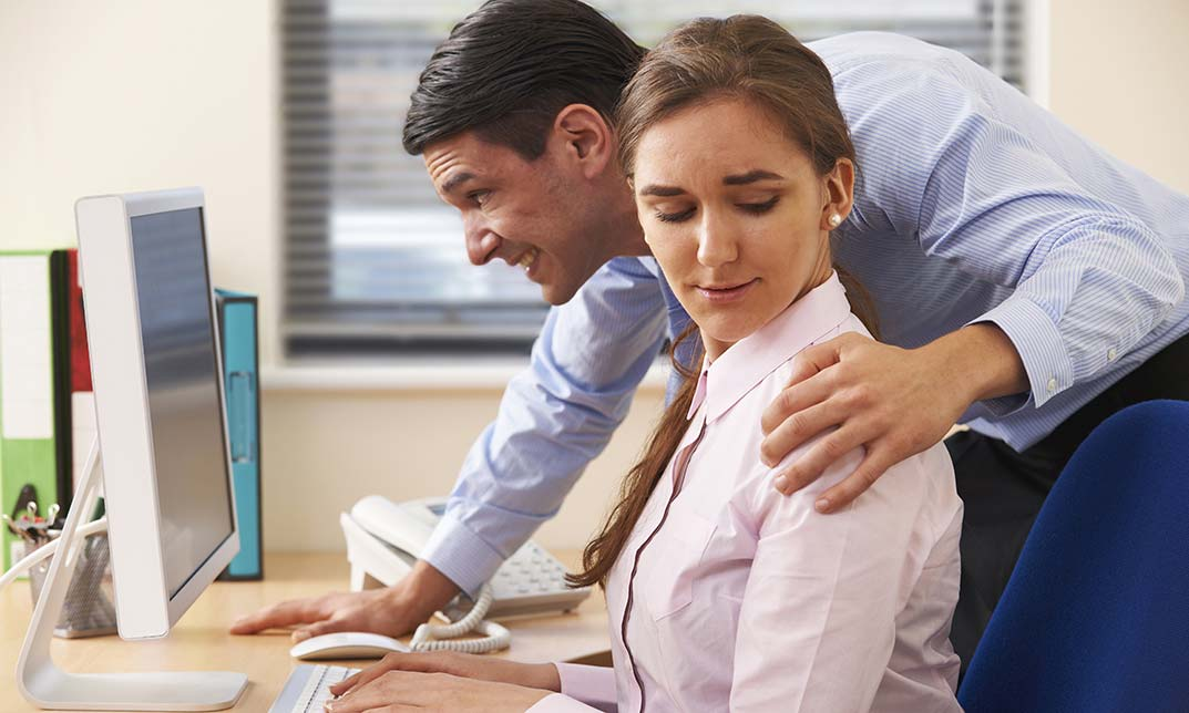 Sexual Harassment for Managers Interactive Training